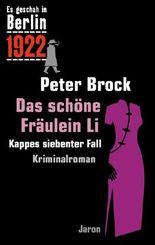 Es geschah in Berlin 1922 - Das schöne Fräulein Li