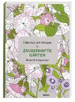 Collection Art-thérapie: Zauberhafte Gärten