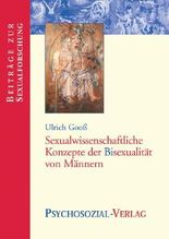 Sexualwissenschaftliche Konzepte der Bisexualität von Männern