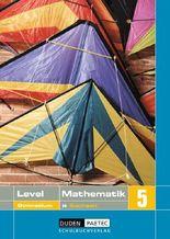Level Mathematik - Gymnasium Sachsen / 5. Schuljahr - Schülerbuch