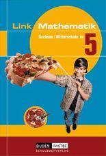 Link Mathematik - Mittelschule Sachsen / 5. Schuljahr - Schülerbuch