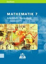 Level Mathematik - Gymnasium Sachsen / 7. Schuljahr - Arbeitsheft