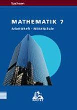 Link Mathematik - Mittelschule Sachsen / 7. Schuljahr - Arbeitsheft mit CD-ROM