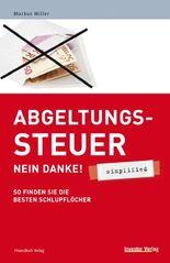 Abgeltungssteuer - Nein danke! - simplified