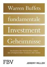 Warren Buffetts fundamentale Investment-Geheimnisse