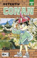 Detektiv Conan - Band 11