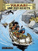 Yakari Band 12: Yakari und der Kojote