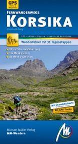 Korsika Fernwanderwege MM-Wandern