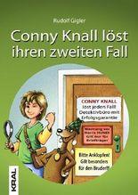 Conny Knall löst ihren zweiten Fall