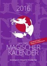 Maggies Magischer Kalender 2016