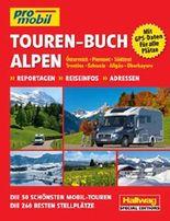 Alpen Touren-Buch