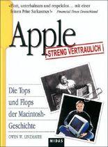 Apple - Streng vertraulich
