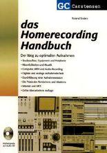 Das Homerecording Handbuch