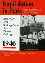 Kapitulation in Paris 1946