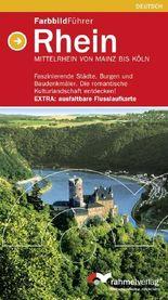 Farbbildführer Rhein (Deutsche Ausgabe) Mittelrhein von Mainz bis Köln.
