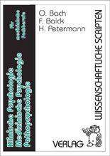 Klinische Psychologie, medizinische Psychologie, Pathopsychologie für medizinische Fachberufe