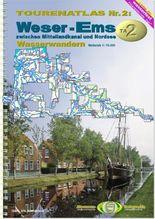 TourenAtlas Wasserwandern / TA2 Weser-Ems