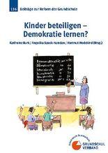 Kinder beteiligen - Demokratie lernen