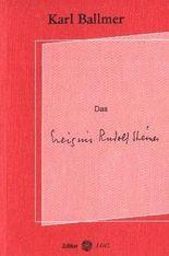 Das Ereignis Rudolf Steiner