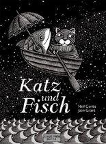 Katz und Fisch