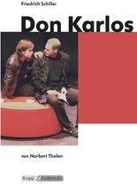 Friedrich Schiller - Don Karlos