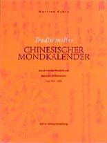 Traditioneller Chinesischer Mondkalender