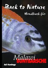 Back to Nature Handbuch für Malawi Buntbarsche