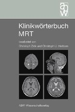 Klinikwörterbuch MRT