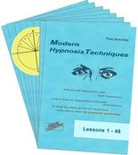 MODERN HYPNOSIS TECHNIQUES. Advanced Hypnosis and Self-Hypnosis. Learn how to hypnotize yourself and others. A step-by-step guide to hypnosis with more than 60 practical exercises.