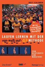 """Laufen lernen mit der """"Von-null-auf-42"""" - Methode"""