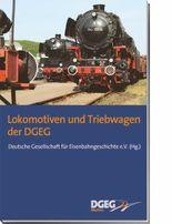 Lokomotiven und Triebwagen der DGEG