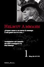 Helmut Ammann. Werktagebücher Bd. 1