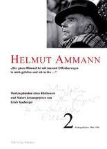 Helmut Ammann. Werktagebücher Band 2