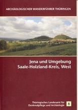 Jena und Umgebung. Saale-Holzland-Kreis, West