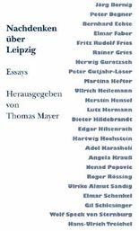 Nachdenken über Leipzig II