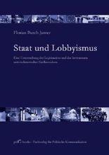 Staat und Lobbyismus