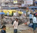 Wir suchten die Götter... und fanden die Menschen, viele Menschen: Eine Reise durch Nordindien