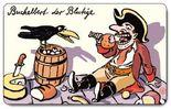 4 Piraten-Frühstücksbrettchen