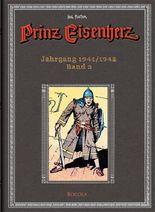 Prinz Eisenherz. Hal Foster Gesamtausgabe / Jahrgang 1941/1942
