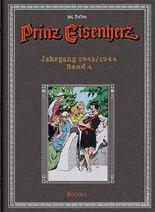 Prinz Eisenherz. Hal Foster Gesamtausgabe / Jahrgang 1943/1944