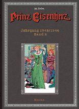 Prinz Eisenherz. Hal Foster Gesamtausgabe / Jahrgang 1945/1946