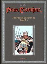 Prinz Eisenherz. Hal Foster Gesamtausgabe / Jahrgang 1951/1952