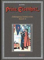 Prinz Eisenherz. Hal Foster Gesamtausgabe / Jahrgang 1953/1954