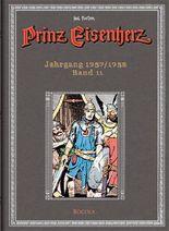 Prinz Eisenherz. Hal Foster Gesamtausgabe / Jahrgang 1957/1958