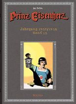 Prinz Eisenherz. Hal Foster Gesamtausgabe / Jahrgang 1967/1968