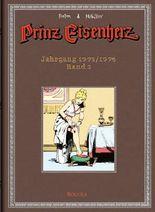 Prinz Eisenherz. Foster & Murphy-Jahre / Jahrgang 1975/1976