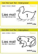 Lies mal! Hefte 1 und 2 (Österreich)