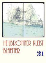 Heilbronner Kleist-Blätter