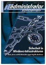 Sicherheit in Windows-Infrastrukturen