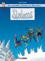 Die erstaunlichen Abenteuer von Herrn Hase 1 – Slaloms